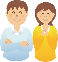 Aさん夫婦